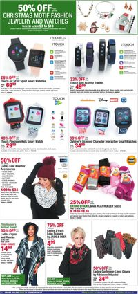 Catalogue Boscov's - Cyber Week Deals 2019 from 12/01/2019