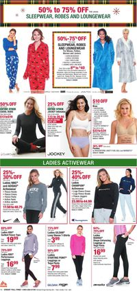 Catalogue Boscov's - Holiday Ad 2019 from 12/12/2019