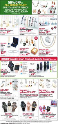 Catalogue Boscov's - Holiday Ad 2019 from 12/13/2019