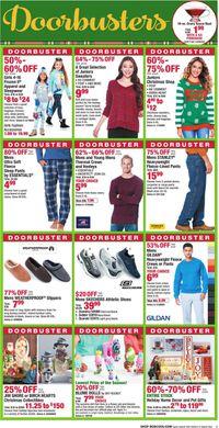 Catalogue Boscov's - Holiday Ad 2019 from 12/18/2019