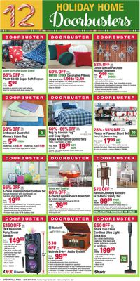 Catalogue Boscov's - Christmas Ad 2019 from 12/20/2019