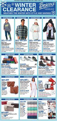 Catalogue Boscov's from 01/09/2020