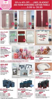 Catalogue Boscov's from 02/07/2020