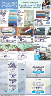 Catalogue Boscov's from 02/21/2020