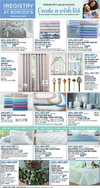 Catalogue Boscov's from 02/27/2020
