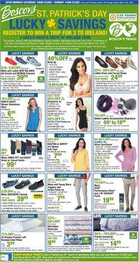 Catalogue Boscov's from 03/12/2020