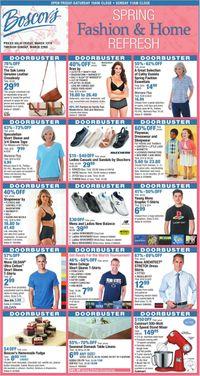 Catalogue Boscov's from 03/13/2020