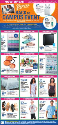 Catalogue Boscov's from 07/16/2020