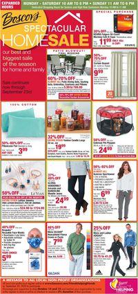 Catalogue Boscov's from 09/17/2020