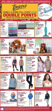 Catalogue Boscov's from 09/28/2020