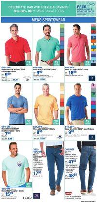 Catalogue Boscov's from 06/10/2021
