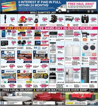 Catalogue Brandsmart USA from 11/08/2019