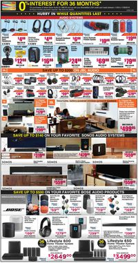 Catalogue Brandsmart USA from 11/28/2019