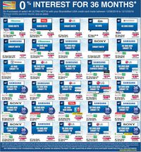 Catalogue Brandsmart USA - Holiday Deals 2019 from 12/06/2019