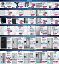 Catalogue Brandsmart USA from 01/03/2020