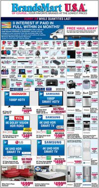 Catalogue Brandsmart USA from 02/03/2020