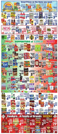 Catalogue Bravo Supermarkets from 05/03/2019