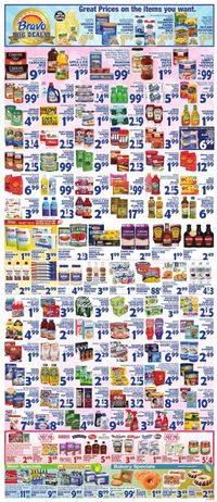Catalogue Bravo Supermarkets from 05/10/2019