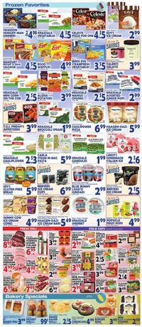 Catalogue Bravo Supermarkets from 05/17/2019
