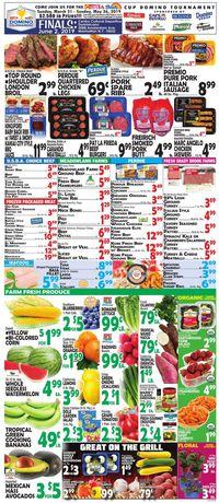 Catalogue Bravo Supermarkets from 05/24/2019