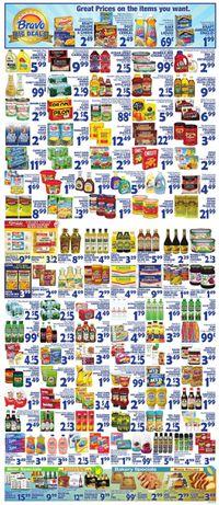 Catalogue Bravo Supermarkets from 05/31/2019