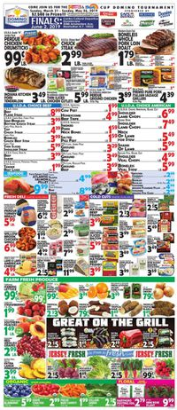 Catalogue Bravo Supermarkets from 05/31/2019