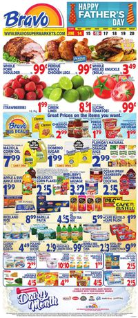 Catalogue Bravo Supermarkets from 06/14/2019