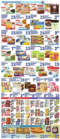 Catalogue Bravo Supermarkets from 06/21/2019