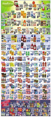 Catalogue Bravo Supermarkets from 06/28/2019