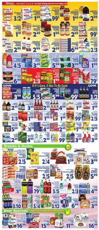 Catalogue Bravo Supermarkets from 06/28/2019