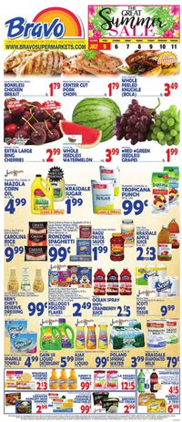 Catalogue Bravo Supermarkets from 07/05/2019