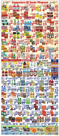 Catalogue Bravo Supermarkets from 07/19/2019