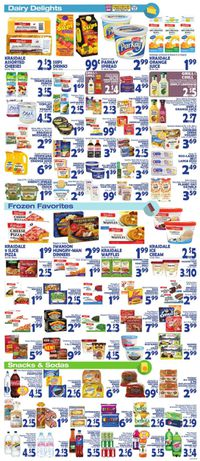 Catalogue Bravo Supermarkets from 08/02/2019