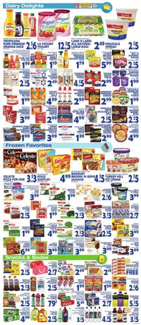 Catalogue Bravo Supermarkets from 08/09/2019