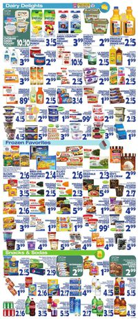 Catalogue Bravo Supermarkets from 08/16/2019
