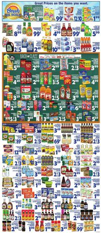 Catalogue Bravo Supermarkets from 08/23/2019