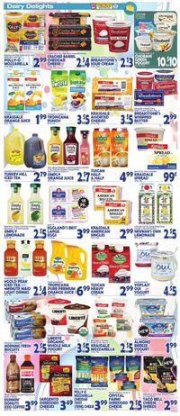 Catalogue Bravo Supermarkets from 08/30/2019