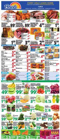 Catalogue Bravo Supermarkets from 09/06/2019