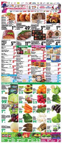 Catalogue Bravo Supermarkets from 09/13/2019