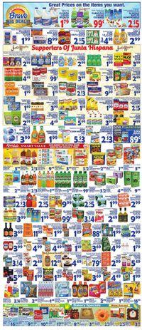 Catalogue Bravo Supermarkets from 09/20/2019