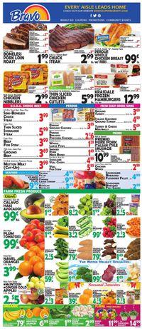 Catalogue Bravo Supermarkets from 10/04/2019