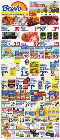 Catalogue Bravo Supermarkets from 10/11/2019