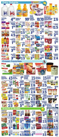 Catalogue Bravo Supermarkets from 10/18/2019