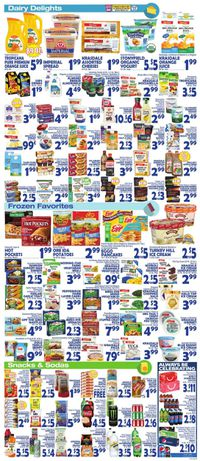 Catalogue Bravo Supermarkets from 10/25/2019