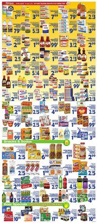 Catalogue Bravo Supermarkets from 11/01/2019