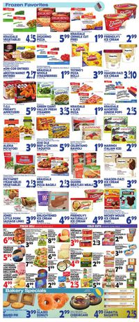 Catalogue Bravo Supermarkets from 11/01/2019
