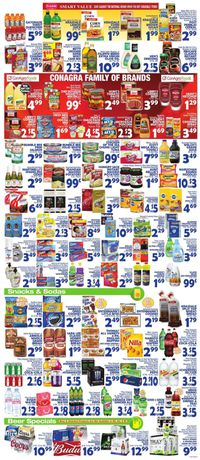 Catalogue Bravo Supermarkets from 11/08/2019