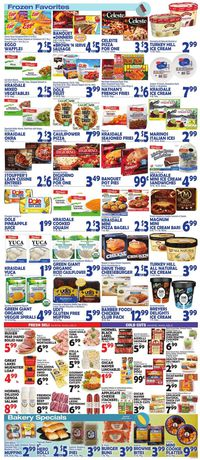 Catalogue Bravo Supermarkets from 11/08/2019
