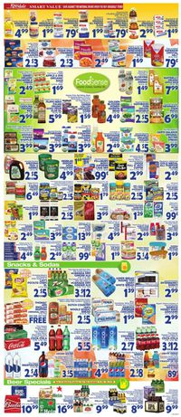 Catalogue Bravo Supermarkets - Thanksgiving Ad 2019 from 11/15/2019