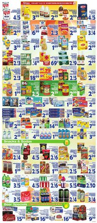 Catalogue Bravo Supermarkets from 11/22/2019